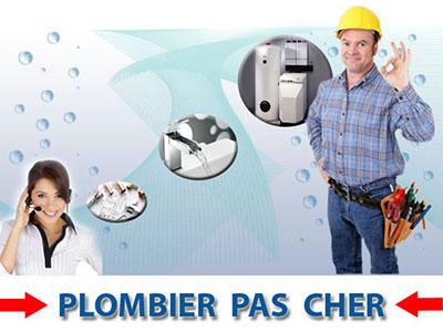 Pompage Eau Crue Jouy le Moutier 95280